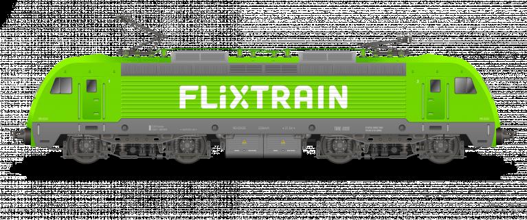 Flixtrain folgt dem Flixbus
