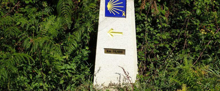 Camino de Santiago - wandern auf dem Jakobsweg