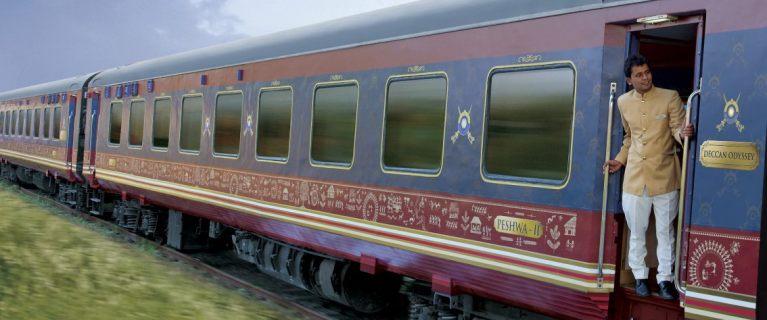 Mit dem Luxuszug durch Indien - Der Deccan Odyssey