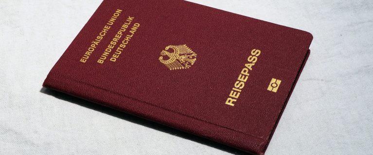Der deutsche Reisepass ist der zweit stärkste Reisepass der Welt und erlaubt die Einreise in viele Länder