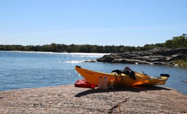 Reisen per Kajak und Seekajak - weltweit
