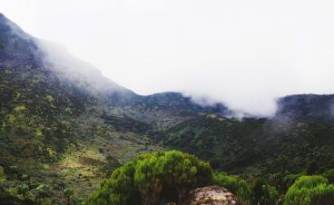 Mount Kenia-Besteigung
