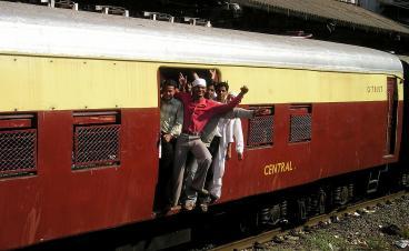 Von Delhi nach Goa - mit dem Zug durch die Schönheit Indiens