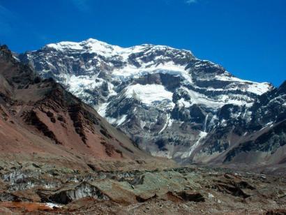 Aconcagua (6962m) – Der höchste Berg Amerikas Bergexpedition zu einem der berühmten Seven Summits