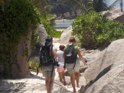 Reise in Seychellen, Aktives Inselhopping im tropischen Archipel