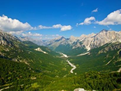 Reise in Albanien, Geführte Rundreise mit Wandern Albanien Alpinschule Innsbruck