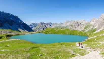 Reise in Österreich, Alpenüberquerung individuell - am E5 von Oberstdorf nach Meran