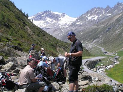 Reise in Deutschland, Alpenüberquerung von Oberstdorf nach Meran (Komfortvariante)