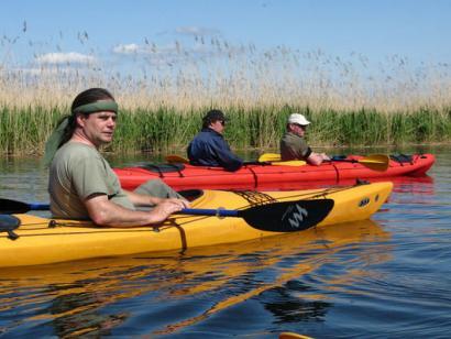 """Reise in Deutschland, """"Amazonas des Nordens"""": Paddeltour auf der Peene"""