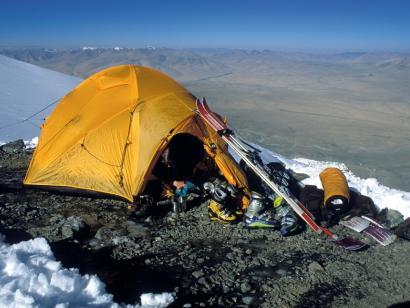 Reise in China, Am Rande der Seidenstraße – Muztagh Ata (7546m) Expeditionsreise