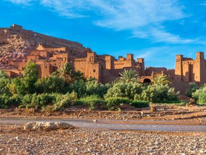 Reise in Marokko, Marokko