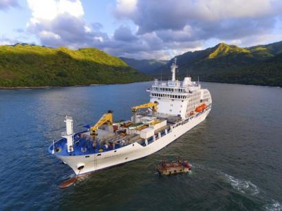 Aranui 5 – Per Frachtschiff ans schönste Ende der Welt Kreuzfahrt