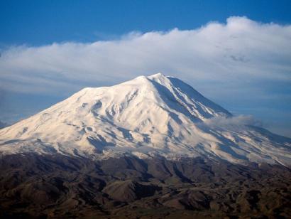 Reise in Türkei, Ararat (5156m)