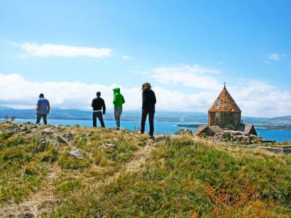 Reise in Armenien, Armenien & Georgien: Höhepunkte