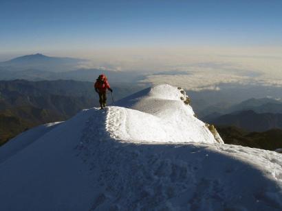 Arriba Mexiko! Malinche (4461m), Iztaccihuatl (5286m) und Orizaba (5640m) Mit der leidenschaftlichen Bergsteigerin Marianne Nimsch auf die höchsten Vulkane Nordamerikas