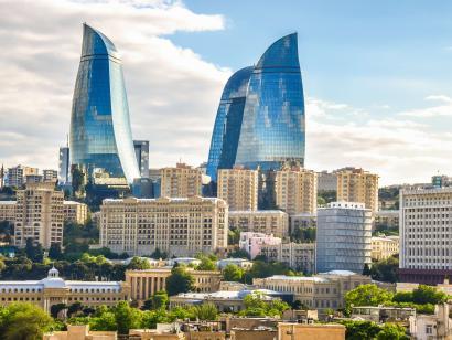 Reise in Aserbaidschan, Aserbaidschan: Höhepunkte