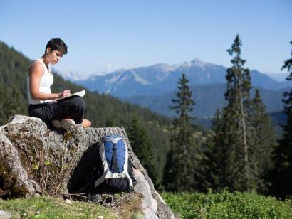 Reise in Österreich, Österreich – Aktive Auszeit in Bio im Karwendel-Gebirge