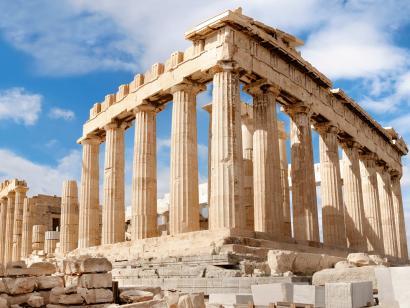 Reise in Griechenland, Athen: Städtereise