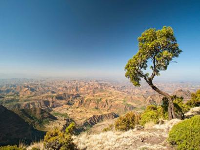 Reise in Äthiopien, Äthiopien: Höhepunkte im Norden
