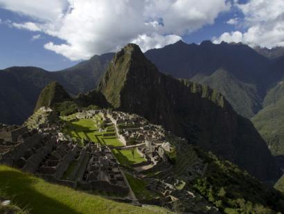 Reise in Peru, Auf den Spuren der Inka