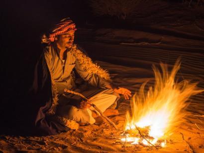 Reise in Jordanien, Wadi Rum