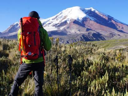 Auf der Straße der Vulkane Aktiv am Äquator: auf Humboldts Spuren das Land der Feuerberge entdecken