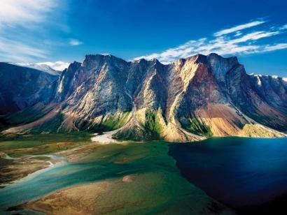 Reise in Grönland, Torngat Mountains, Labrador