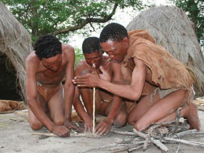 Auf Spurensuche in Botswana