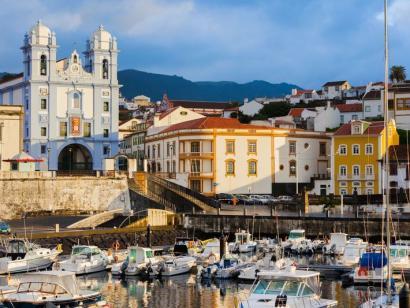 Reise in Portugal, Azoren - Best of Açores