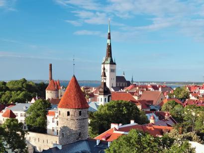 Reise in Litauen, Baltikum: Höhepunkte