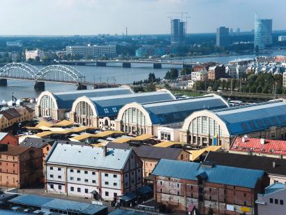 Reise in Litauen, Baltikum, Helsinki & St. Petersburg: Die ausführliche Reise