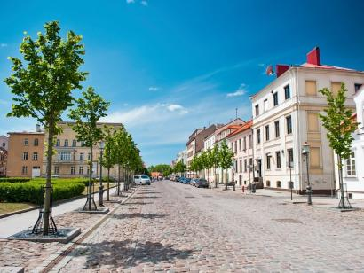 Reise in Litauen, Baltikum: Panorama