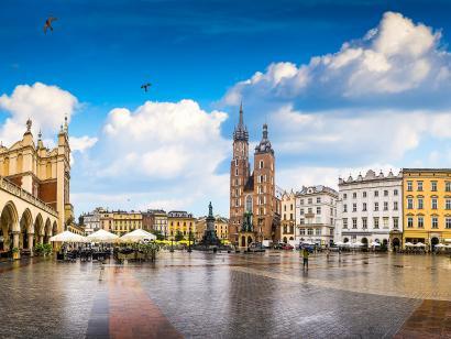Reise in Litauen, Baltikum & Polen: Höhepunkte