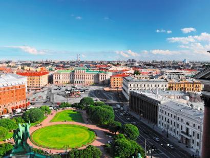 Reise in Litauen, Baltikum & St. Petersburg: Impressionen