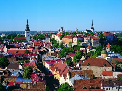 Reise in Litauen, Baltikum - Von Vilnius nach Tallinn