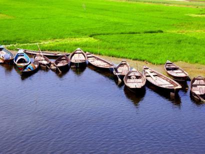 Bangladesch - Bootssafari durch die Sunderbans