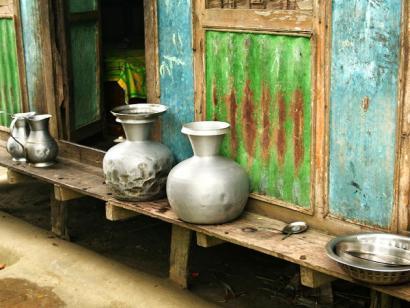 Bangladesch - Durch Bandarbans Bergwelt...
