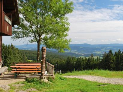 Reise in Deutschland, Bayerischer Wald: Wandern auf dem Goldsteig