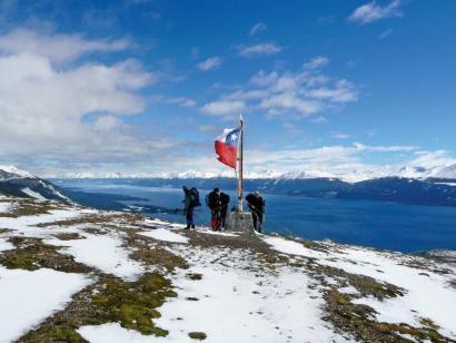 Reise in Chile, Unterwegs auf der Isla Navarino (Feuerland)