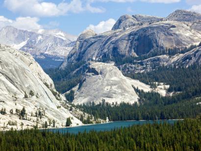 Bergwandern im Yosemite-Nationalpark Wanderreise