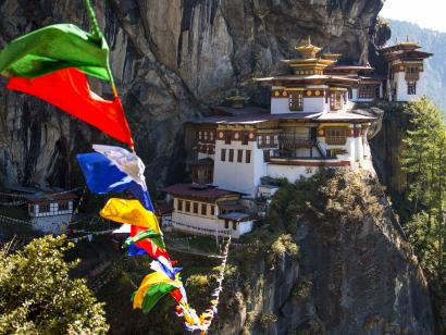 Reise in Bhutan, Bhutan: Höhepunkte