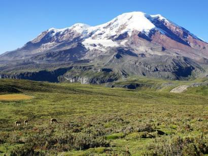 """Cayambe (5790m), Cotopaxi (5897m) und Chimborazo (6310m) Unser Expeditionsklassiker auf der """"Straße der Vulkane"""""""
