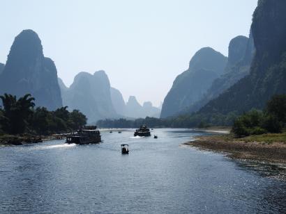 Reise in China, China: Die ausführliche Reise