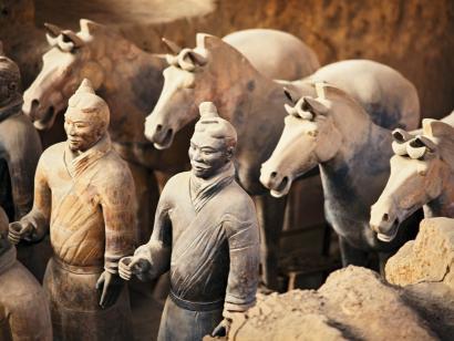 Reise in China, China: Höhepunkte