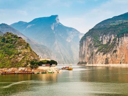 Reise in China, China: Impressionen mit Yangtze-Kreuzfahrt