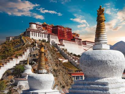 Reise in China, China & Tibet: Höhepunkte
