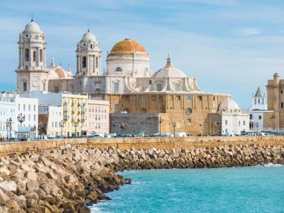 Reise in Spanien, Costa de la Luz & Andalusien: Höhepunkte
