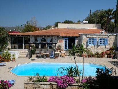 Cyprus Villages: Vini-Yoga – die Energiequelle