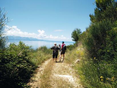 Reise in Kroatien, Dalmatien: Kultur & Wandern