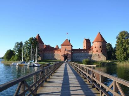 Reise in Estland, Geführte Rundreise mit Wandern Lettland Alpinschule Innsbruck